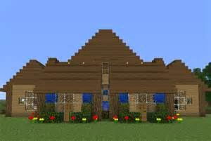 Minecraft House Builds