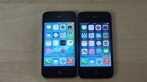 for iphone 4 iphone 4s ios 9 beta vs iphone 4 ios 7 which is faster