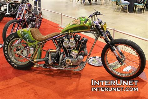 Modified Retro Motorcycle Thugnificent