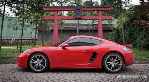 Gambar Mobil Porsche 718 by Porsche 718 Cayman Indonesia Autonetmagz Review Mobil