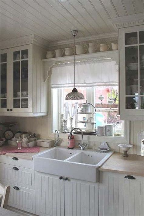 shabby chic kitchen accessories uk 35 awesome shabby chic kitchen designs accessories and 7904