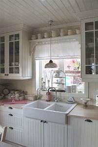 Küchen Und Esszimmerstühle : 35 awesome shabby chic kitchen designs accessories and decor ideas m bel ~ Watch28wear.com Haus und Dekorationen