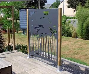 Claustra De Jardin : claustra bois design ~ Premium-room.com Idées de Décoration
