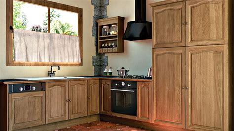 porte de cuisine en bois cuisine bois classique aiguebelle sagne cuisines