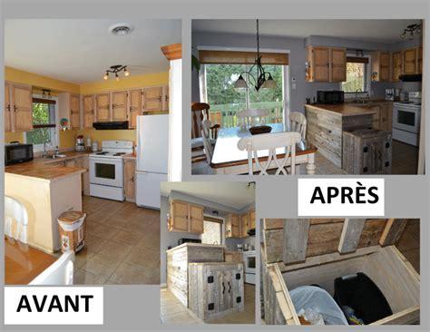 grange cuisine revger com table de cuisine bois de grange idée