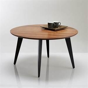 Table Basse Ronde But : 16 superbes tables basses vintage ~ Teatrodelosmanantiales.com Idées de Décoration