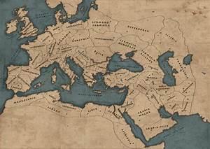 Mercenaries Map - Grand Campaign - Total War: Attila ...