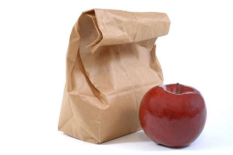 sack lunch healthy brown bag lunches can be high in nutrition
