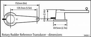 Hoe Werkt Een Raymarine Roerstand Indicator M81105