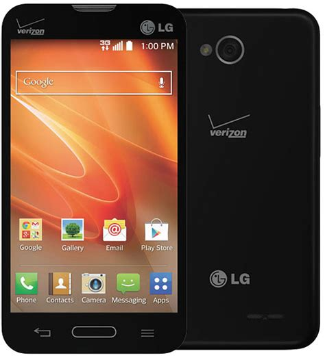 verizon android phones lg optimus exceed 2 vs450pp android smartphone for verizon