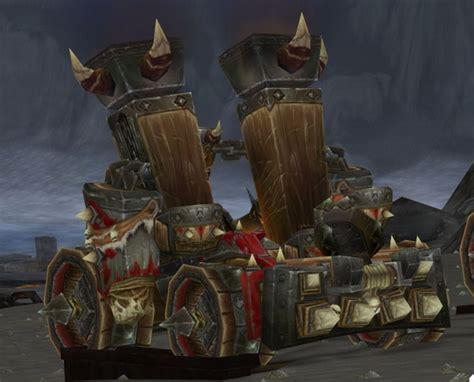 siege engines horde siege tank wowwiki fandom powered by wikia