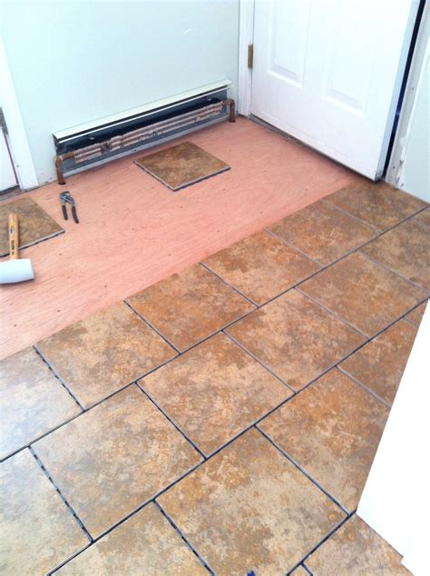maine home a review of snapstone floating tile floor