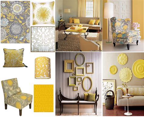 Yellow Grey Living Room Images by Gray And Yellow Living Room For The Home Gray Bathroom
