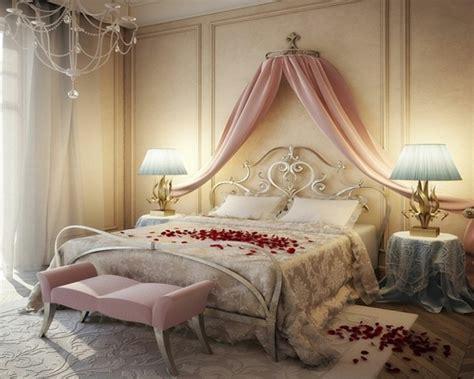 decoration de chambre de nuit romantiques idées de décoration de chambre pour valentin