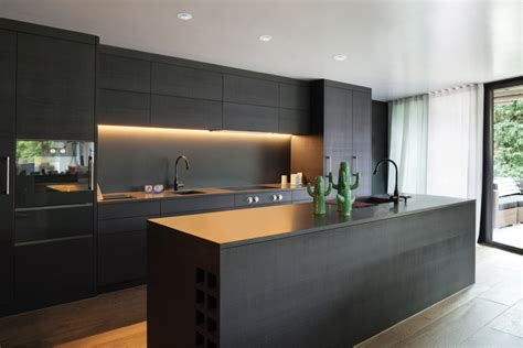 recessed led lights take in kitchen projects builder