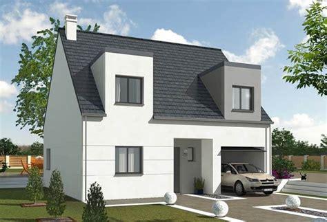 plan maison plain pied 3 chambres 100m2 tous nos modèles et plans de maisons habitat concept