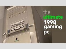 Ultimate 1998 Gaming PC a GHG VHS Original YouTube
