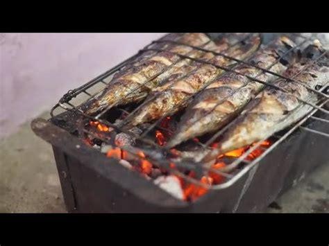 bakar ikan tongkol enak youtube