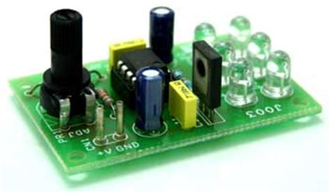 Dark Sensitive Switch Led Light Electronics Lab