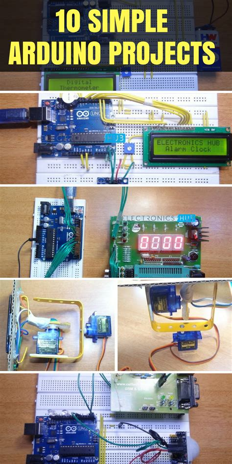 simple arduino projects  beginners  code