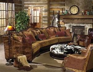 16, Western, Living, Room, Decorating, Ideas