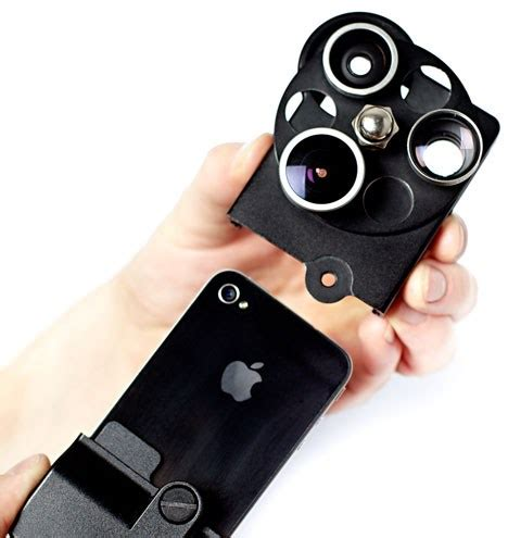 Photojojo's Newest Iphone Camera Booster Kenand
