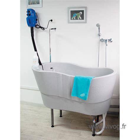 baignoire pour chien baignoire spa hydro massante vivog