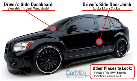 Car Recalls By Vin Number by Where Is My Vin Carmd