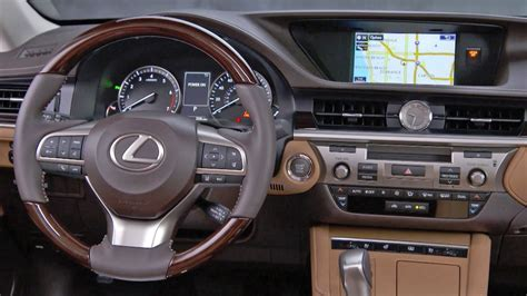 Lexus Es 350 Interior by 2017 Lexus Es 350 Interior