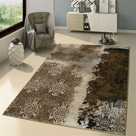 teppich used look teppich modern orient used look mehrfarbig teppichmax