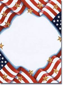 Free Flag Day Clipart Border 20 Free Cliparts Download