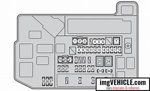 Toyota Prius Xw30 Fuse Box Diagrams  U0026 Schemes