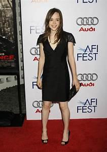 Ellen Page in 2008 AFI Fest Closing Night Gala Premiere Of ...