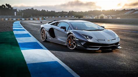 Lamborghini Aventador Svj 2019 4k Wallpapers