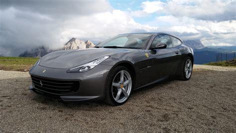 This, says ferrari, makes the car the most powerful in its segment. Ferrari GTC4 Lusso - pierwsza jazda włoskim Gran Turismo