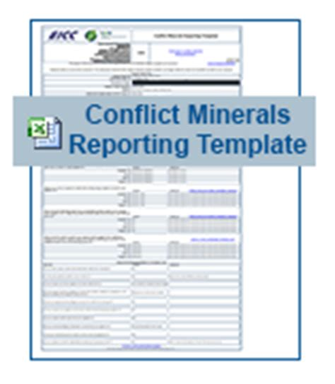conflict minerals reporting template terms and conditions comtech ef data