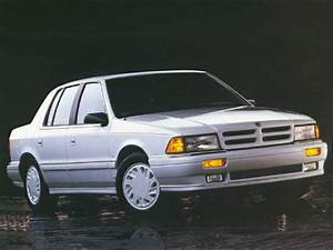 1993 Dodge Spirit Reviews  Specs And Prices