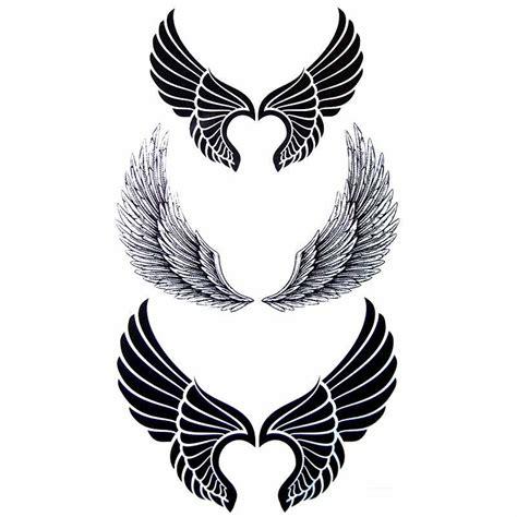 tatouage ephemere tatouage temporaire tatouage aile