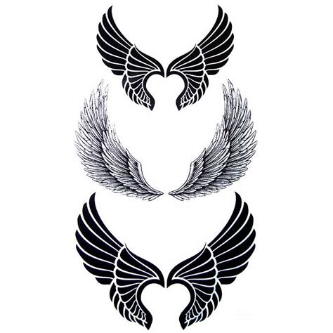Tatouage Ephemere, Tatouage Temporaire, Tatouage Aile