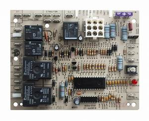 Honeywell Furnace Circuit Board Wiring Diagram
