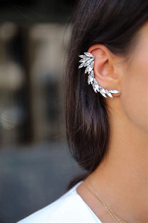 shopping for ear cuffs to look chic fashion tag