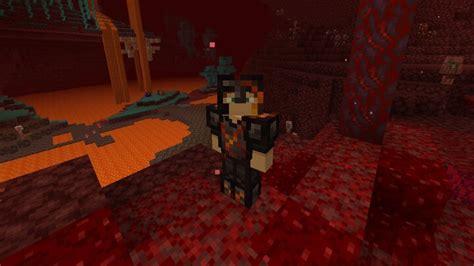 Vbd Brimstone Netherite Minecraft Texture Pack