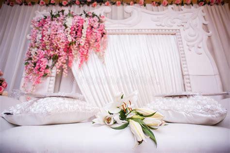 wedding decoration stock image image  business object