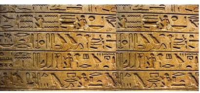 Communication Ancient Egypt Communicate Types Writing Did
