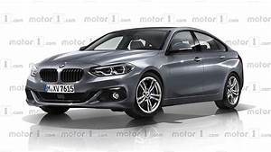 BMW 2 Series Gran Coupe Render Has The Mercedes CLA In Its