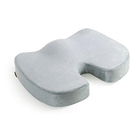 2015 new coccyx cushion memory foam seat for chair car