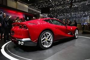Photos De Ferrari : toutes nos photos de la ferrari 812 superfast ferrari 812 superfast l 39 argus ~ Medecine-chirurgie-esthetiques.com Avis de Voitures