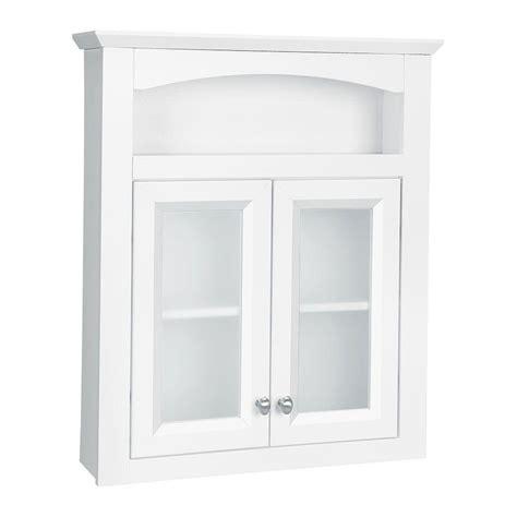 glacier bay bathroom cabinets glacier bay modular 24 3 5 in w x 29 in h x 6 9 10 in d