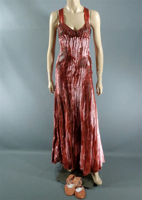 carrie whites prom dress warehouse  artifact