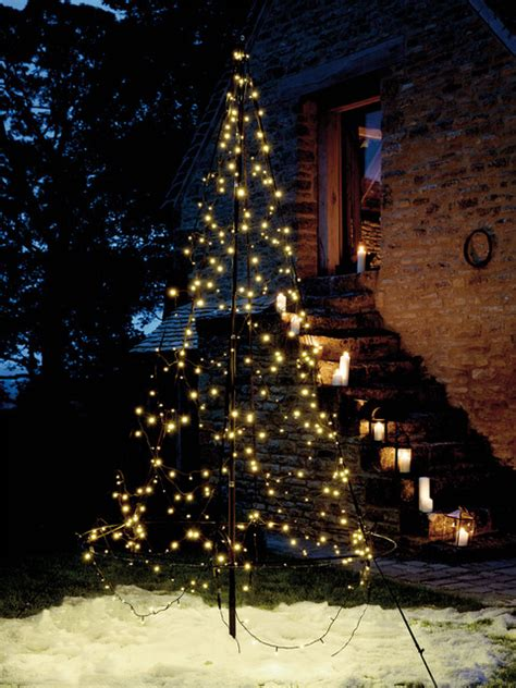 christmas light tree tower modern christmas trees by